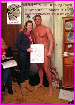 Vicky sure enjoyed HER Life Drawing Event in the Cotswolds this Spring.
