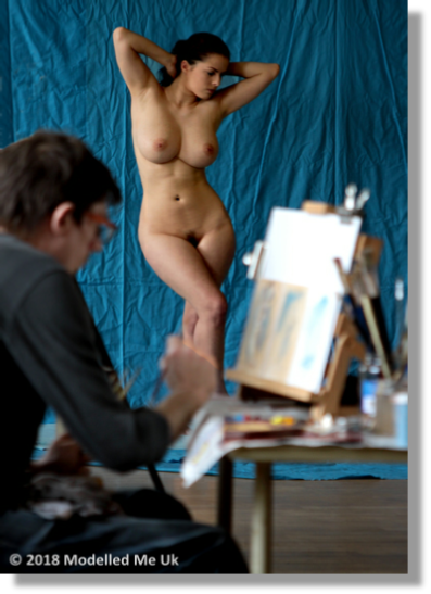 Our nationwide portfolio of talented Tutors and Models enables us to deliver a quality figurative event - where ever you may be based